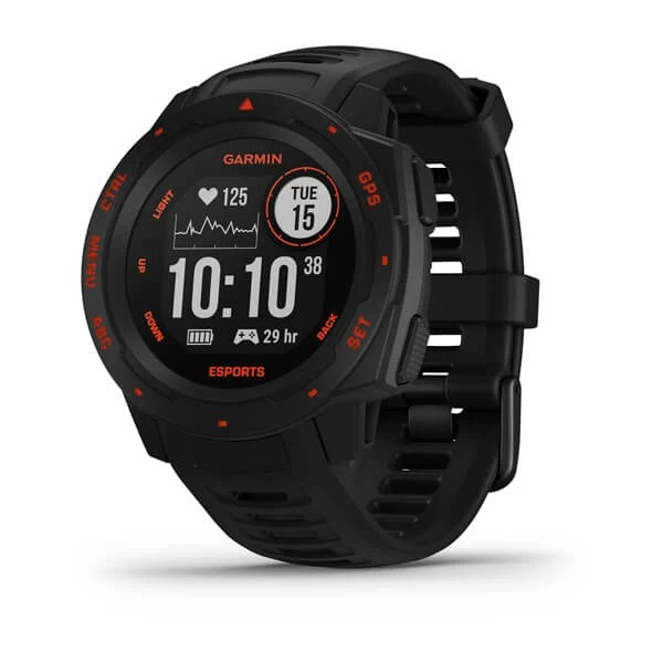 Часы Garmin Instinct Esports Edition Black Lava