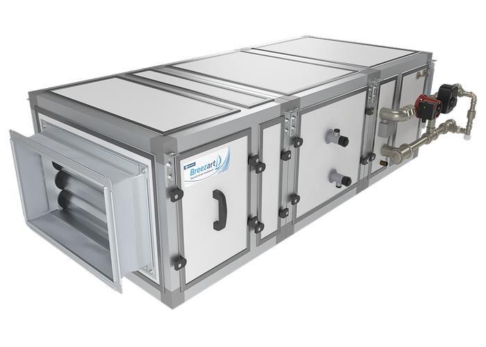 Приточная установка Breezart 2700 Aqua W