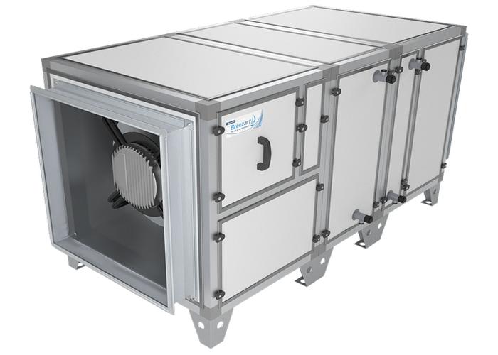 Приточная установка Breezart 10000 Aqua W