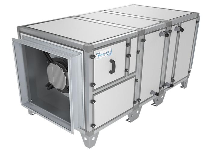 Приточная установка Breezart 12000 Aqua W