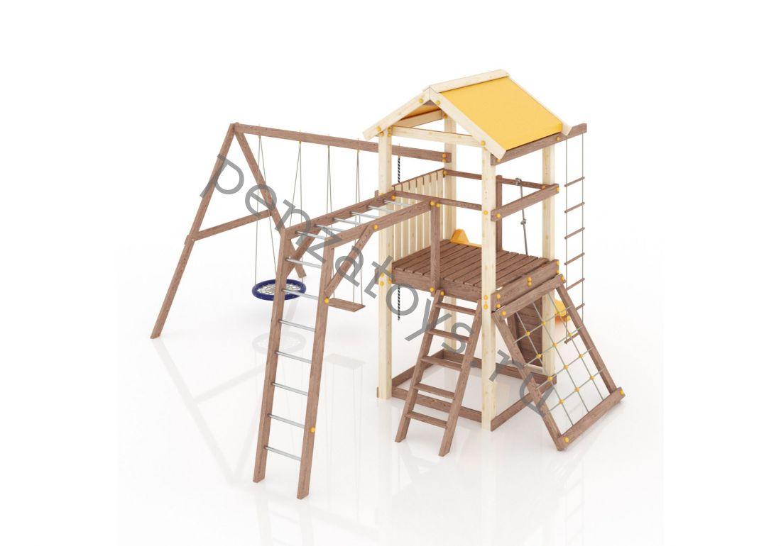 Детская игровая площадка Король Джулиан