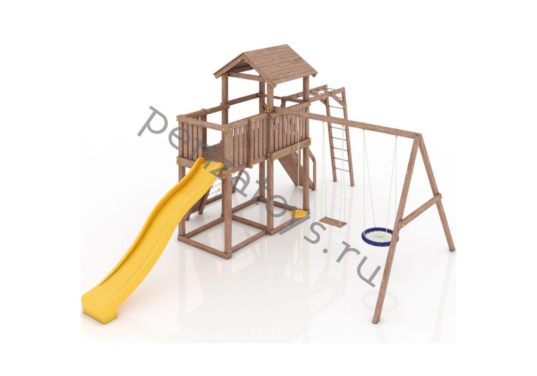 Игровая детская площадка Амстердам