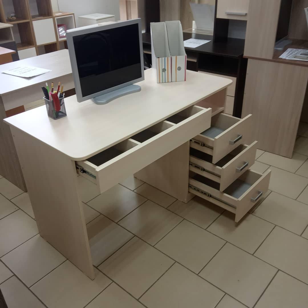 Стол письменный без верхних полок СП-1 (1200)