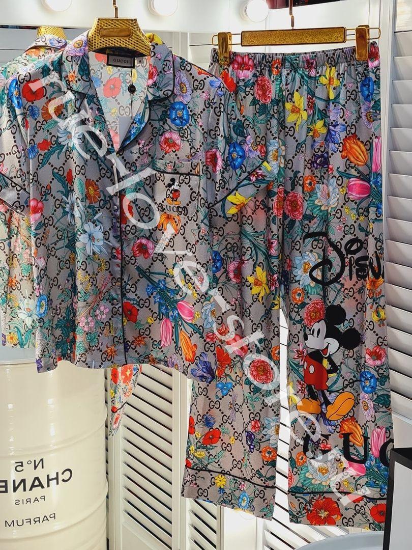 622008-Цена за 3 шт. Пижама двоечка (M,L,XL)