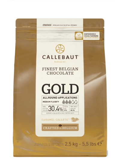 Callebaut Бельгия Голд