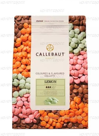 Callebaut Strawberry Callets™