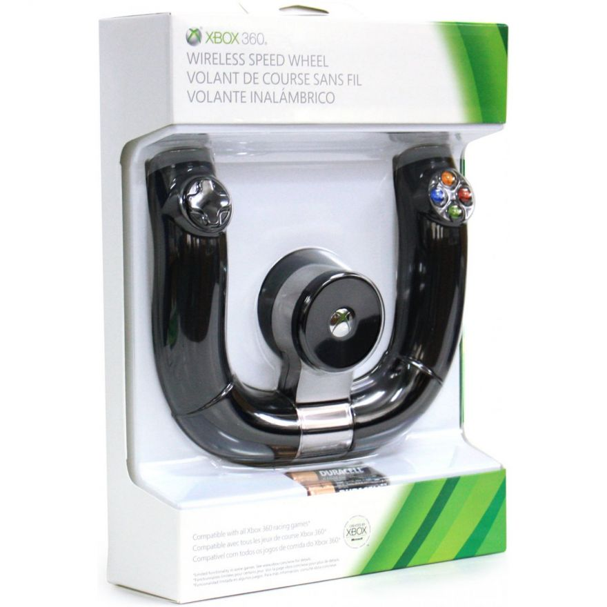 Wireless Speed Wheel (Xbox 360)
