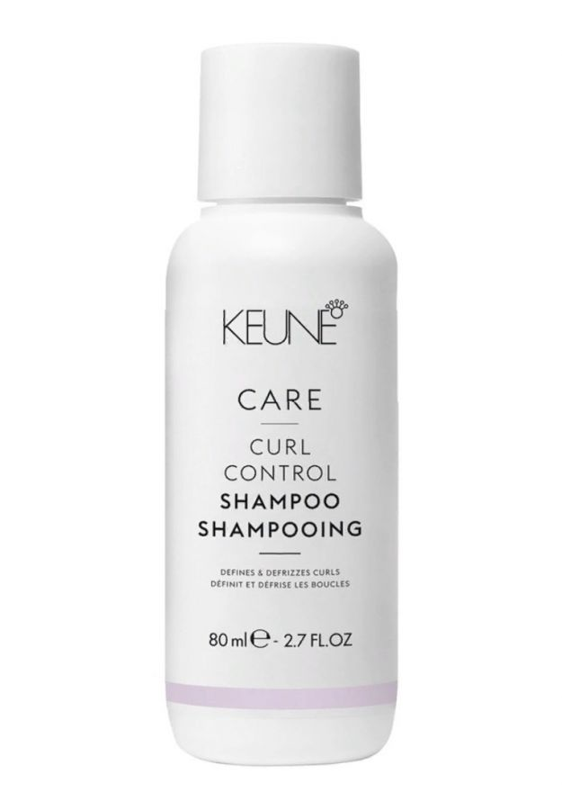 Keune Шампунь Уход за локонами/ CARE Curl Control Shampoo, 80 мл.