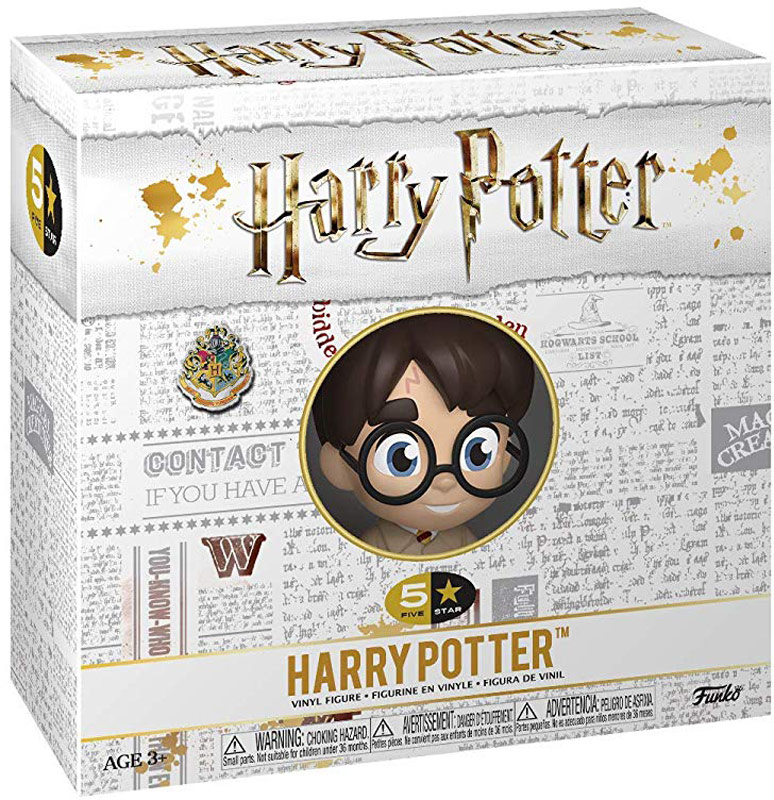 Фигурка Funko Vinyl Figure: 5 Star: Harry Potter: Harry Potter (Herbology)