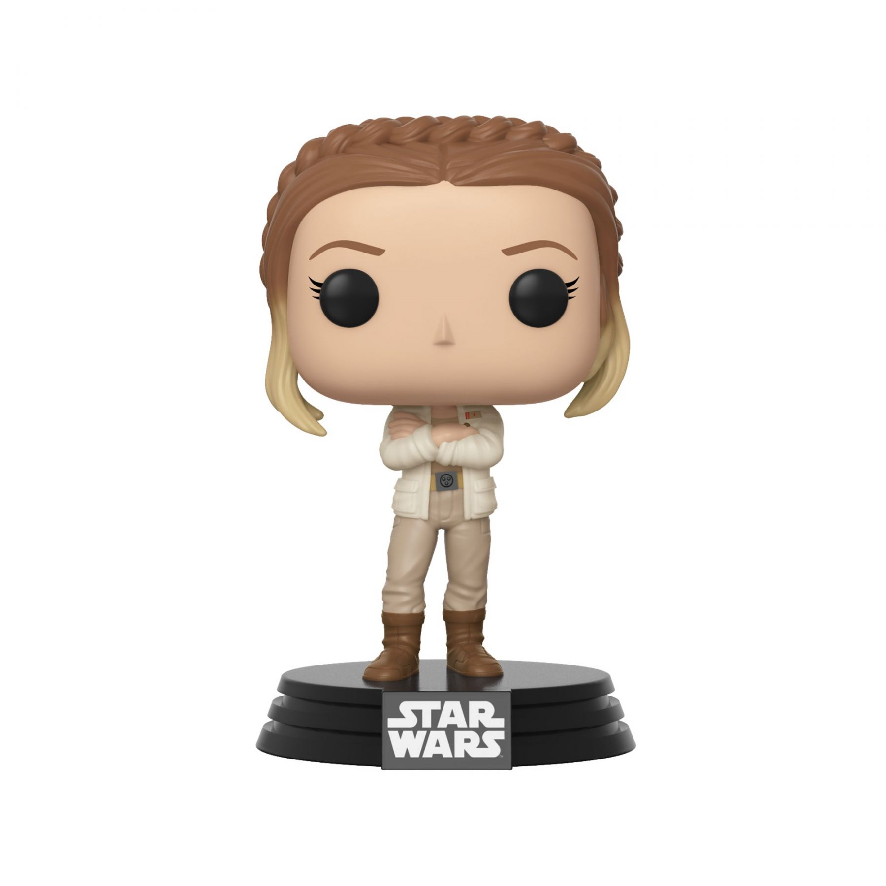 Фигурка Funko POP! Bobble: Star Wars Ep 9: Lieutenant Connix