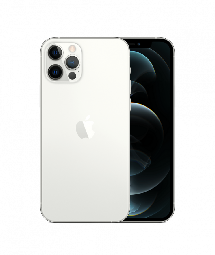 Смартфон Apple iPhone 12 Pro 256 GB Серебро