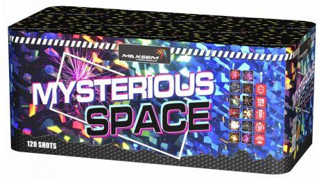 "Батареи салютов ""MYSTERIOUS SPACE"" 120 залпов"