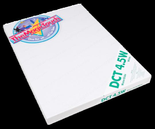 ТЕРМОТРАНСФЕРНАЯ БУМАГА ДЛЯ ПЕРЕНОСА НА  ТЕМНЫЕ ГЛАДКИЕ ПОВЕРХНОСТИ The Magic Touch DCT 4.5W
