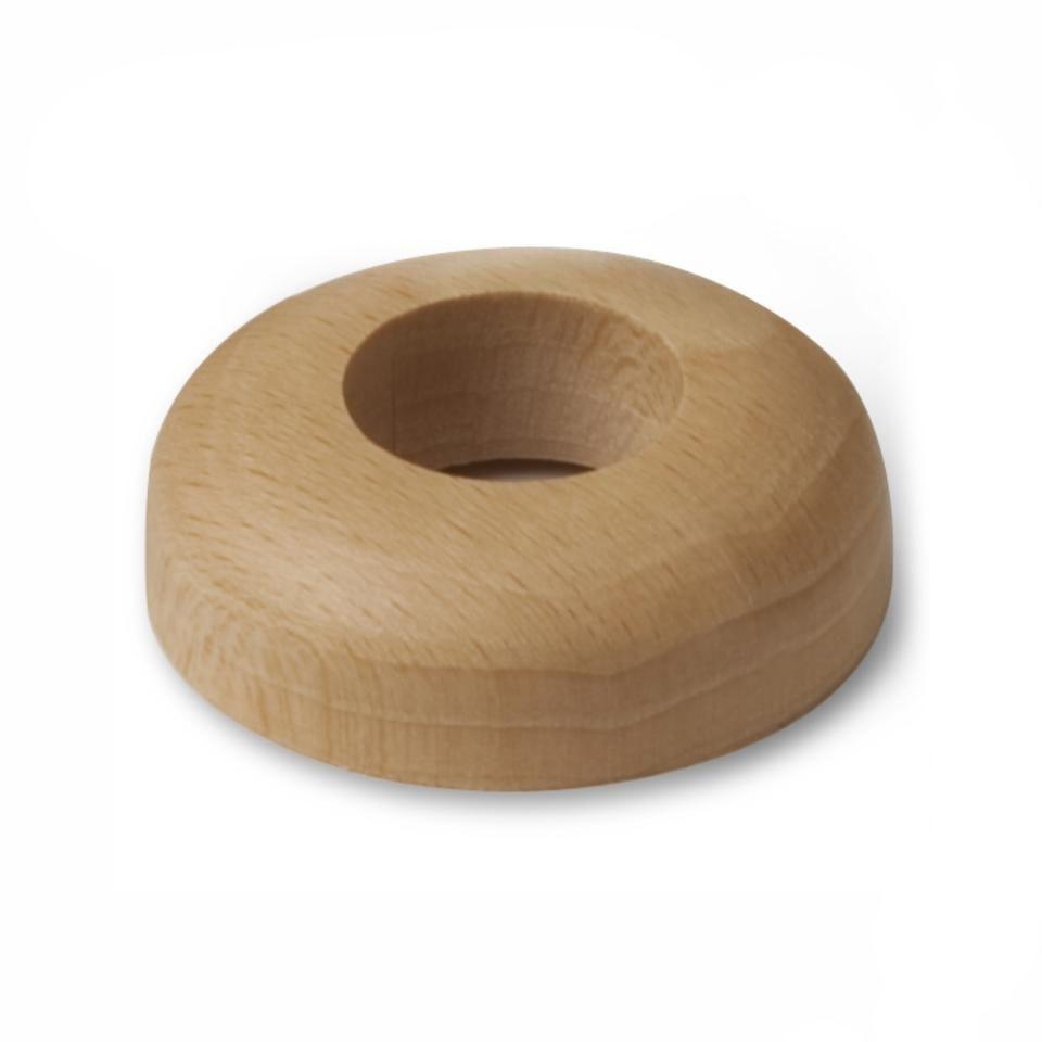 Декоративная накладка на трубу (30 мм) Бук