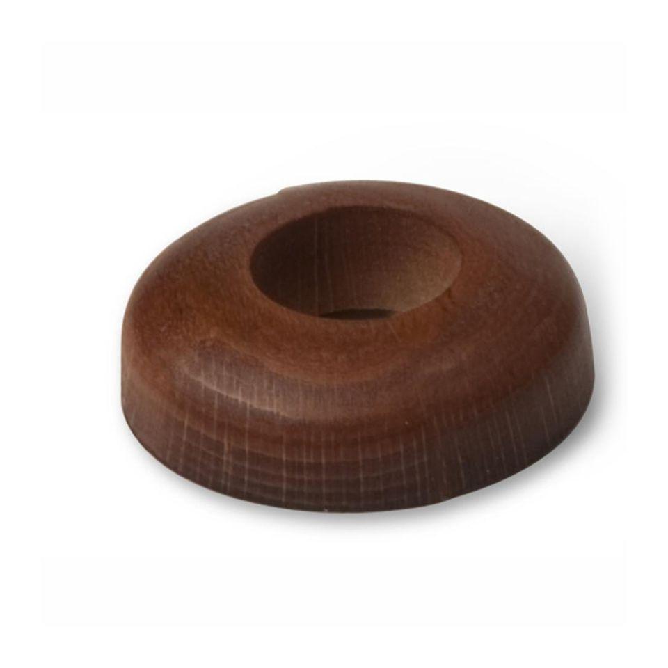 Декоративная накладка на трубу (19,05 мм) Бук темный