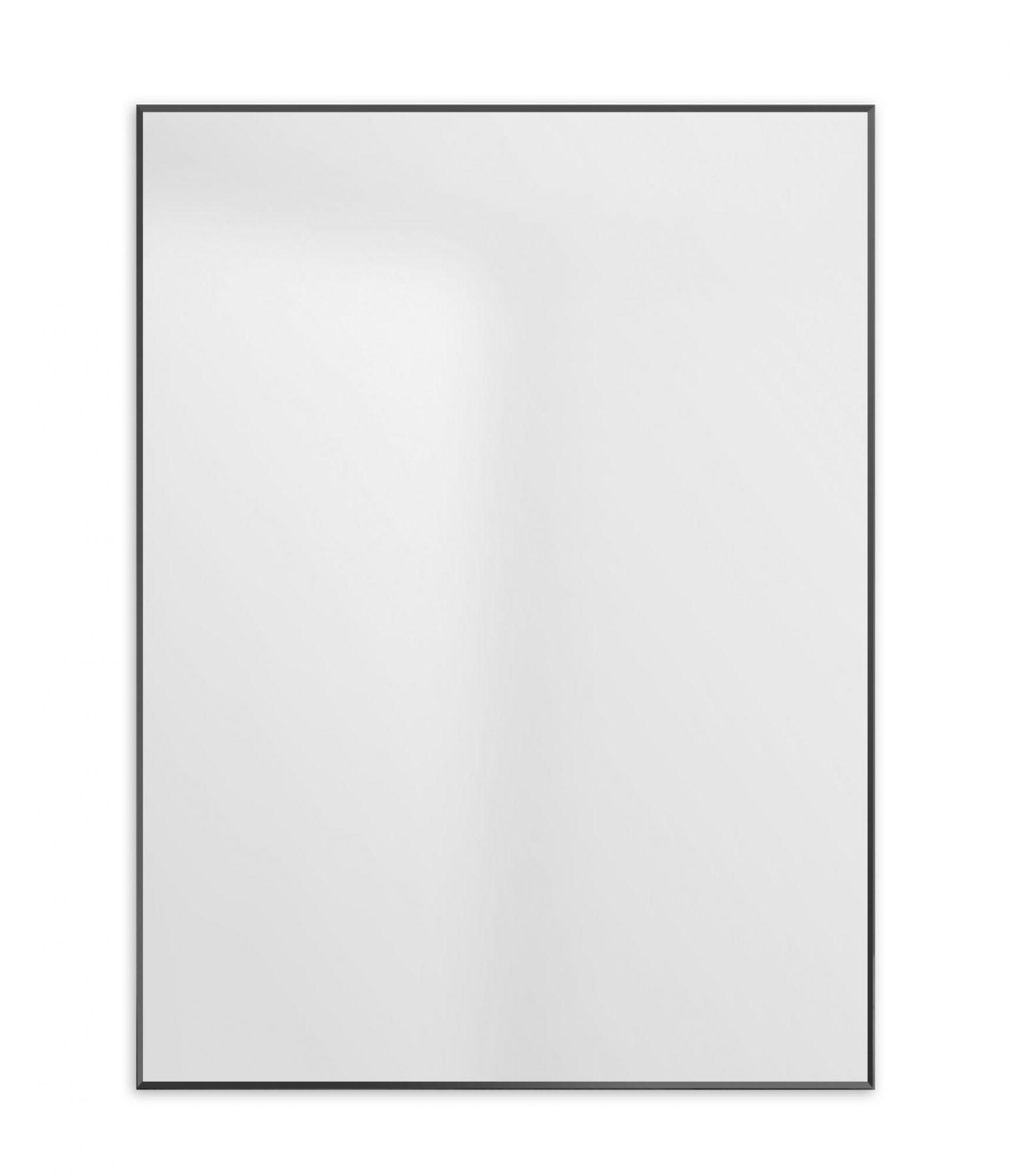 Зеркало для душевой кабины BelBagno SPC-AL-600-800 Nero ФОТО