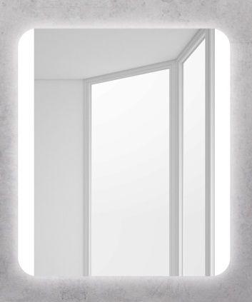 Зеркало для ванной комнаты BelBagno SPC-CEZ-700-600-LED-BTN ФОТО