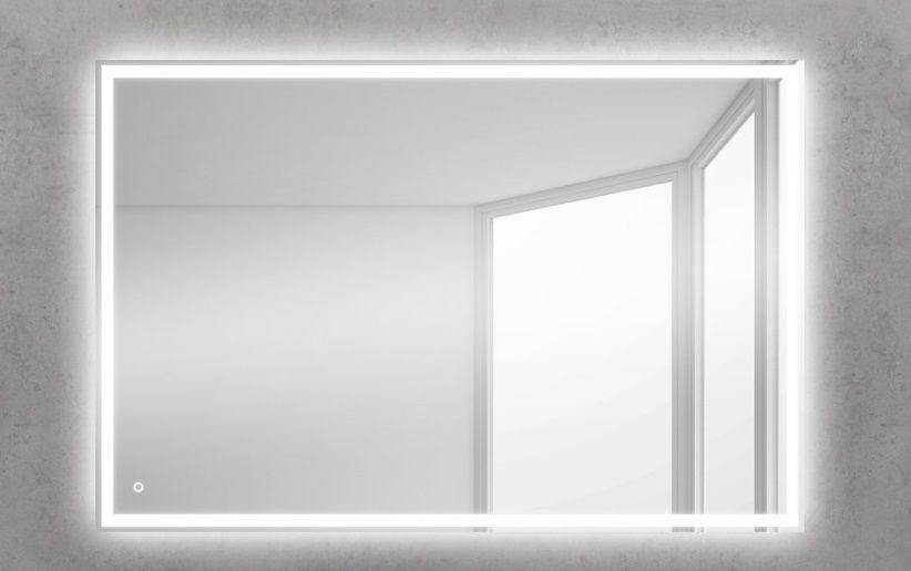 Зеркало для ванной комнаты BelBagno SPC-GRT-500-800-LED-TCH ФОТО