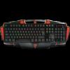 Проводная игровая клавиатура Asura 2 RGB,RU,черный