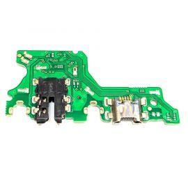 плата зарядки и микрофон Huawei P40 lite e, e NFC