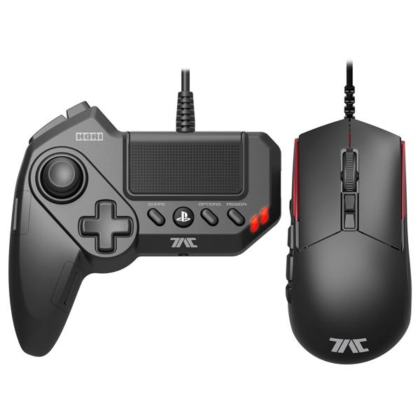 Игровая мыши и геймпад Hori Tac Grip (PS4-054E) (PS4,PS3)