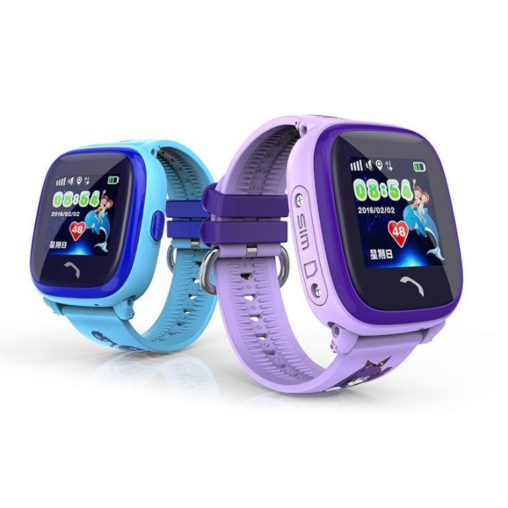 Детские водонепроницаемые часы Smart Baby Watch DF25G с GPS