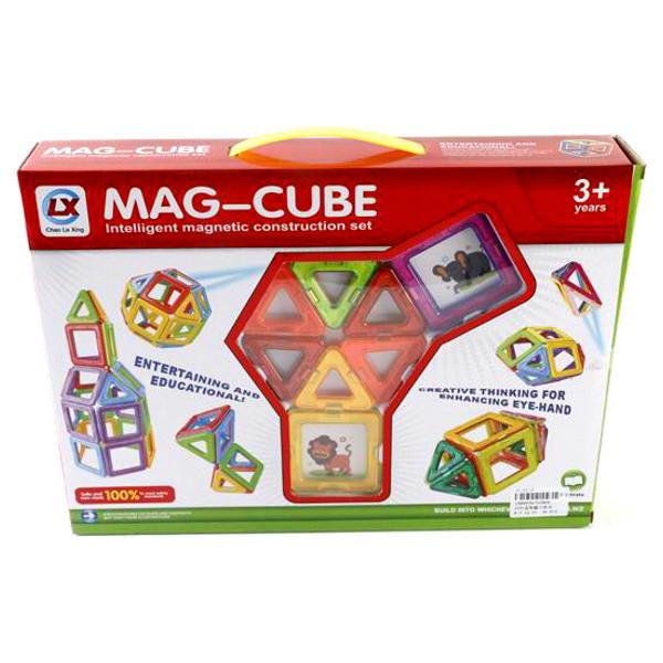 Магнитный конструктор Mag Cube 36 элементов