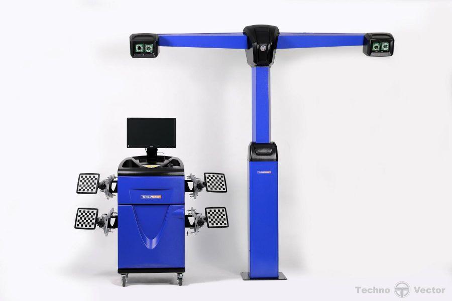 Стенд сход-развала 3D Техно Вектор 7  V 7204 T S