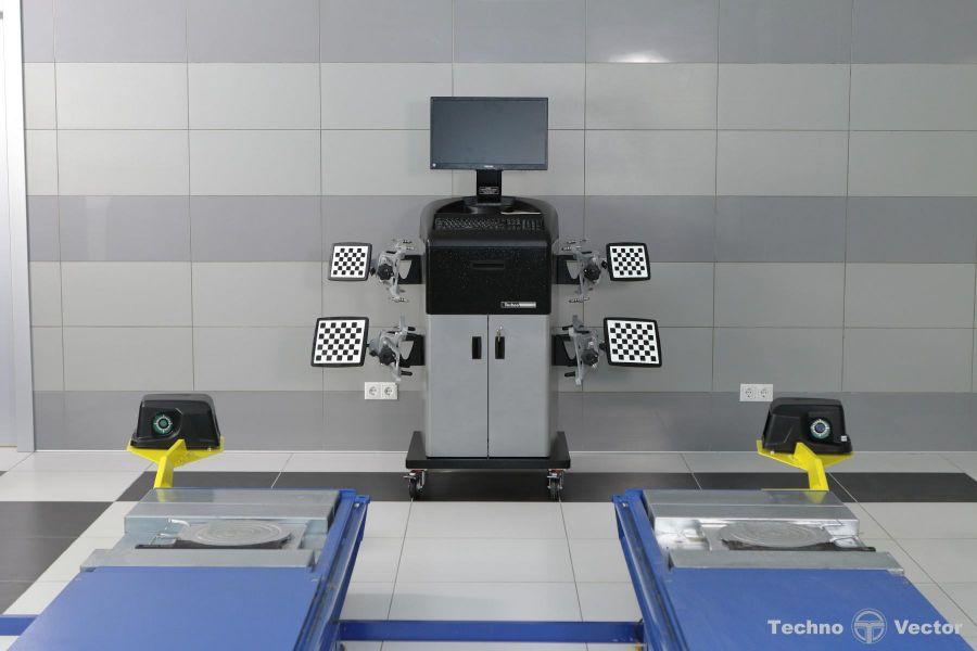 Стенд сход-развала 3D Техно Вектор 7 MC  T 7202 MC