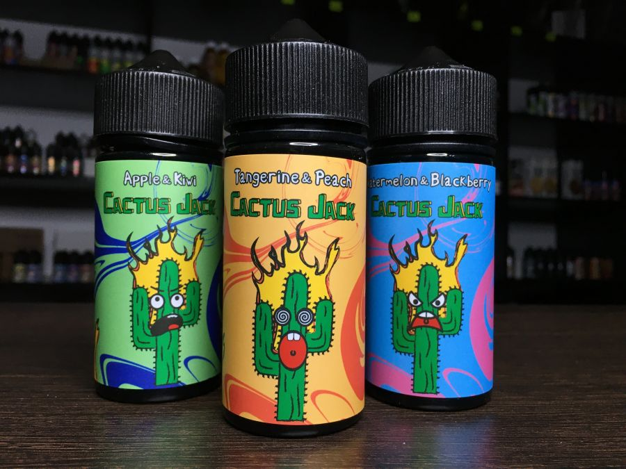Жидкость Cactus Jack 100мл