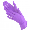 Перчатки нитриловые S 100шт (50пар) сиреневые