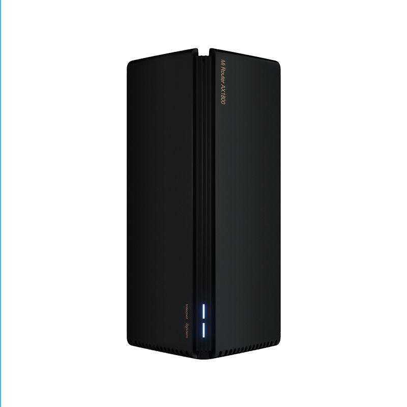 Роутер Xiaomi Mi Wi-Fi Router AX1800 (Black)