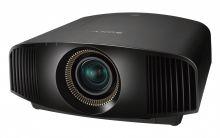 Проектор Sony VPL-VW590ES черный