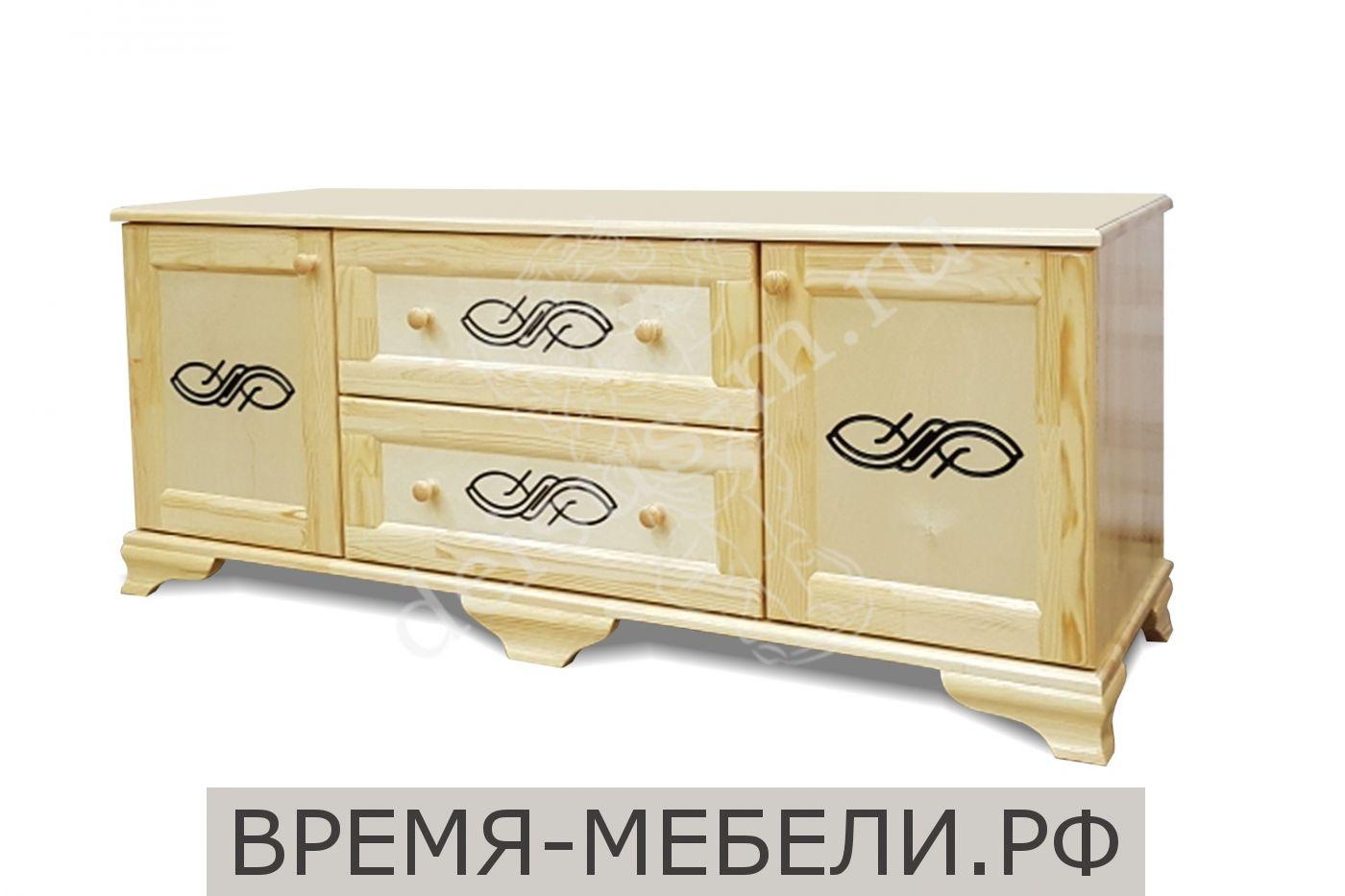 Тумба ТВ Модерн-М