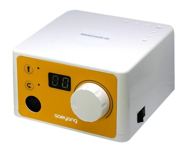 Блок управления микромотора Marathon 3N (потребляемая мощность 40 Вт), желтый, цифровое управление Корея
