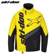 Куртка Ski-Doo X-Team, Жёлтая мод. 2021г.