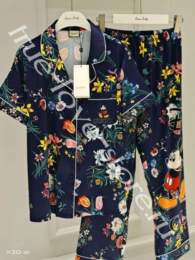 720198-1- Цена за 1 шт, Пижама двоечка GUCCI