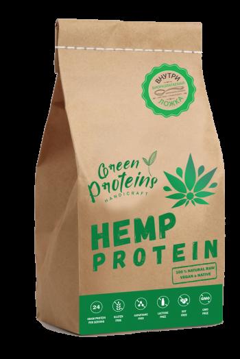 Растительный протеин. КОНОПЛЯНЫЙ