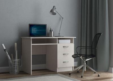"""Письменный стол """"ПС-2"""", дуб/белфорт"""