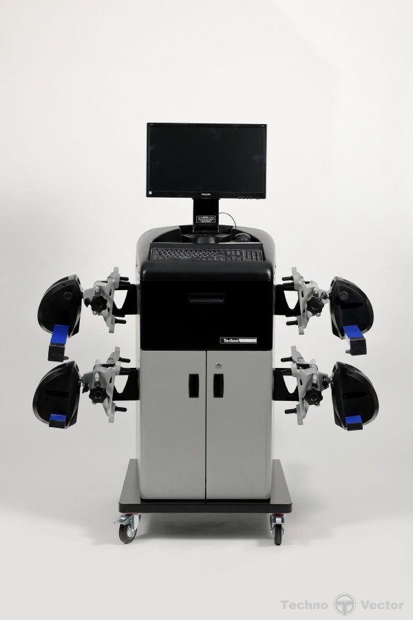 Стенд сход-развала Техно Вектор 4  T 4216