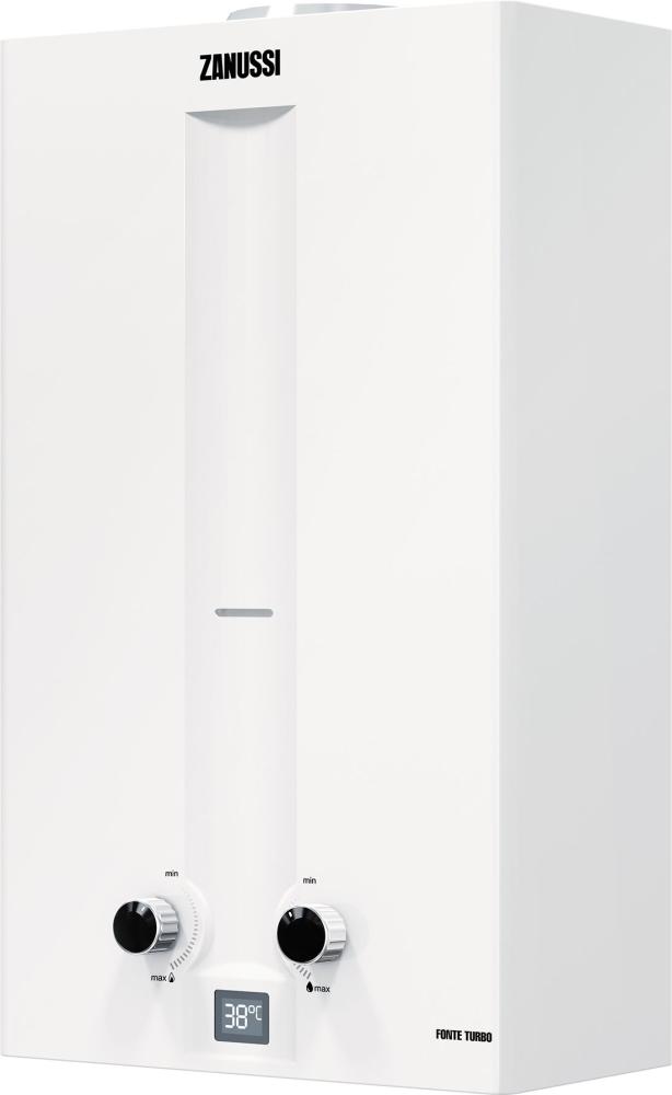 Проточный газовый водонагреватель Zanussi GWH 12 Fonte Turbo (НС-1139060)
