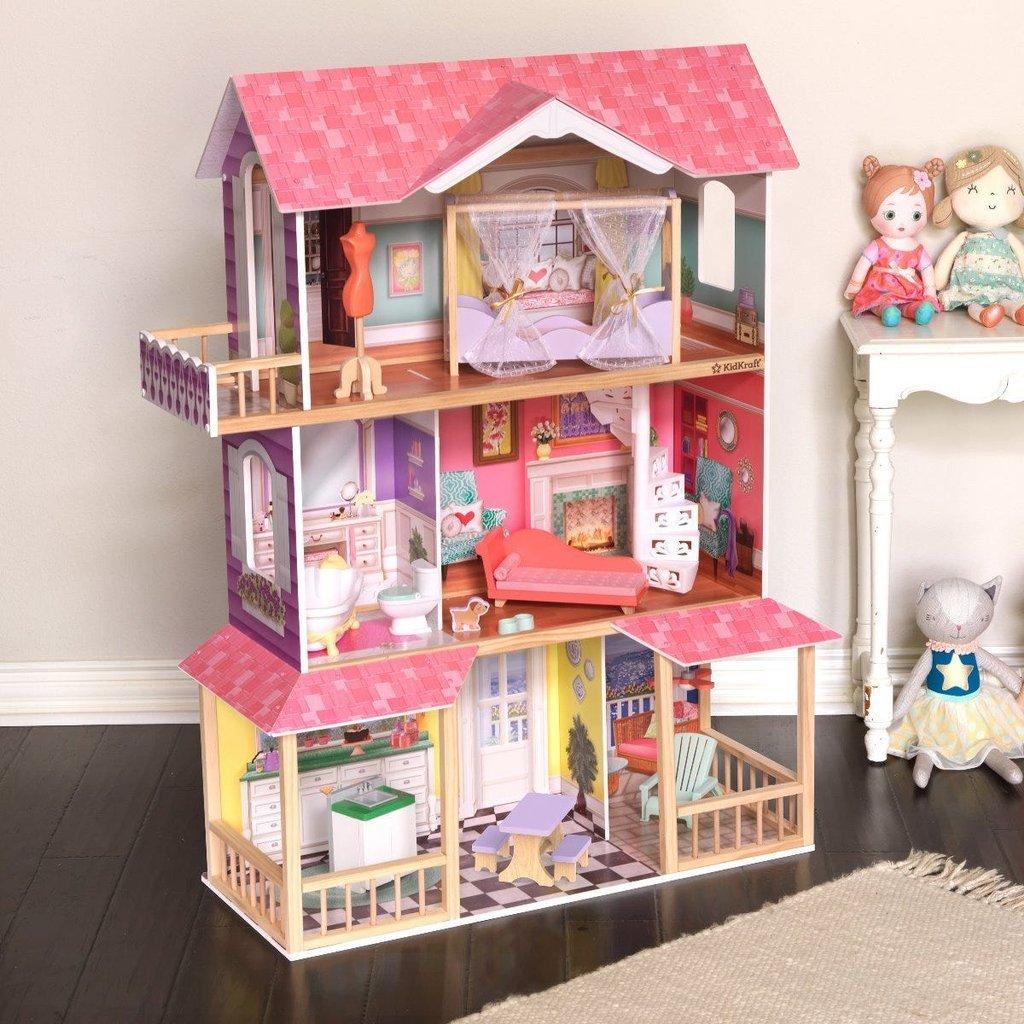 Кукольный домик Kidkraft Viviana 10150