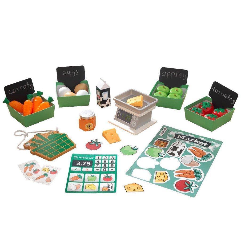 Игровой набор Фермерский рынок KidKraft 53540