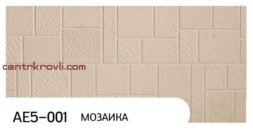 """Фасадная панель """"Zodiac"""" AE5-001; мозаика"""