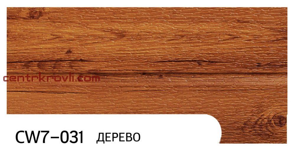 """Фасадная панель """"Zodiac"""" CW7-031; дерево"""