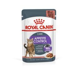 Royal Canin Appetite Control Care Влажный корм для для взрослых кошек в соусе, 85 гр