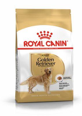 Royal Canin для взрослого Голден ретривера: с 15мес. (Golden Retriever)