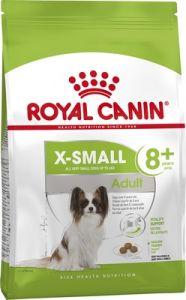 Royal Canin для взрослых собак карликовых пород от 8 до 12 лет (X-Small Adult 8+)