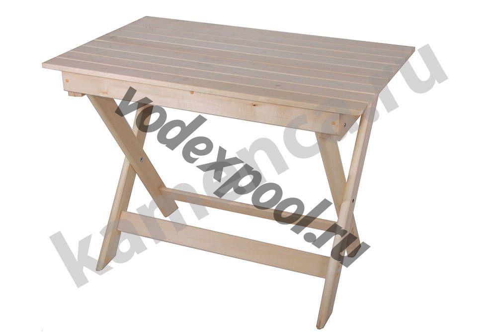 Стол Липа, раскладная конструкция, 1000мм*760мм*600мм