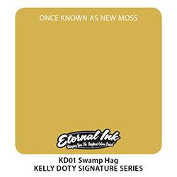 Eternal Kelly Doty Set - Swamp Hag